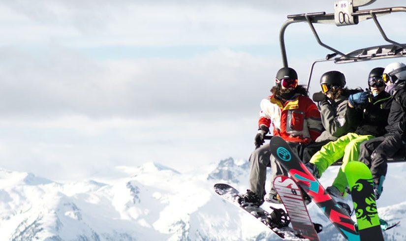 Aluguer autocarro : 3 vantagens para suas férias de esqui